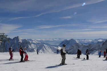 Teambuilding auf der Zugspitze