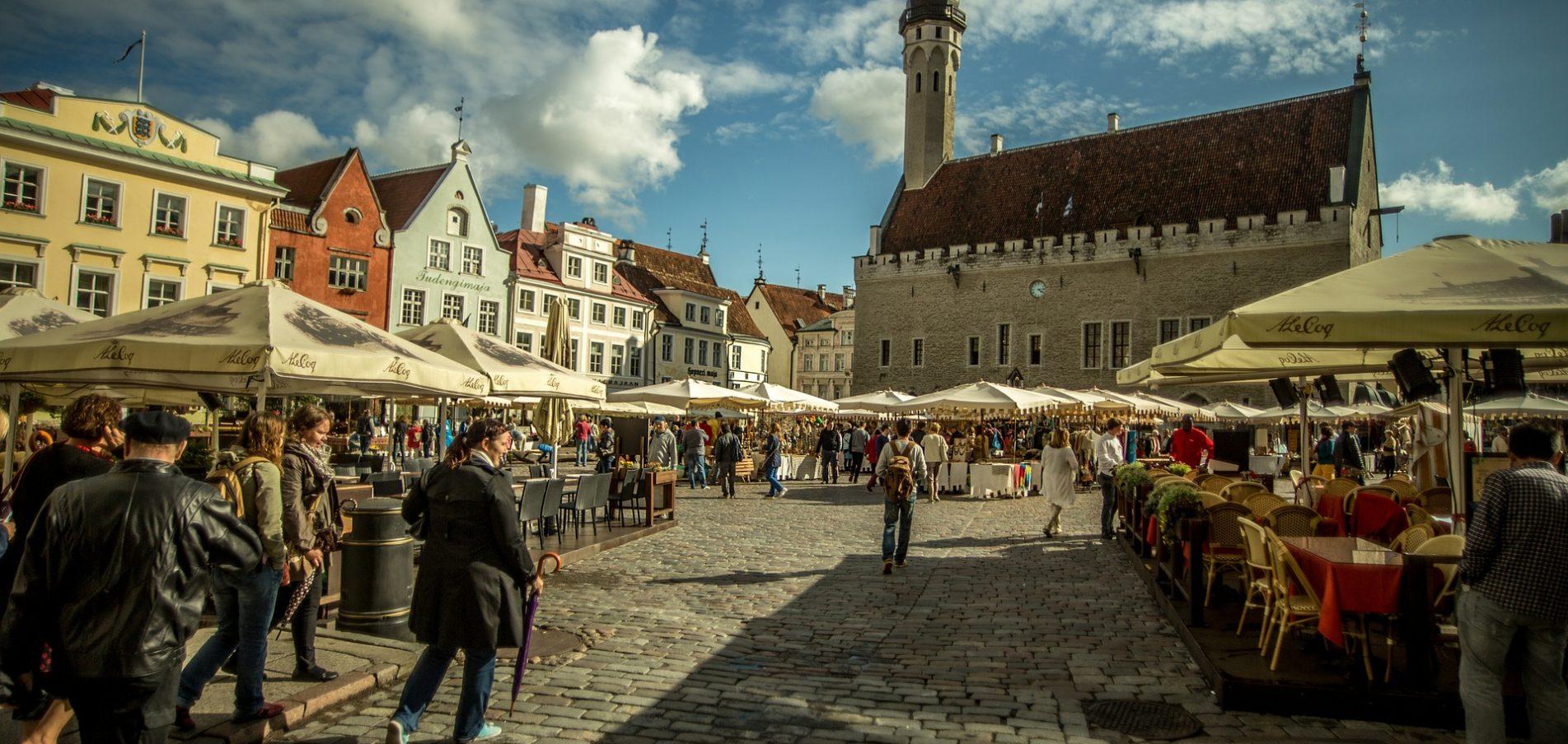 Willkommen in Tallinn  …Altstadt trifft Kulturszene...