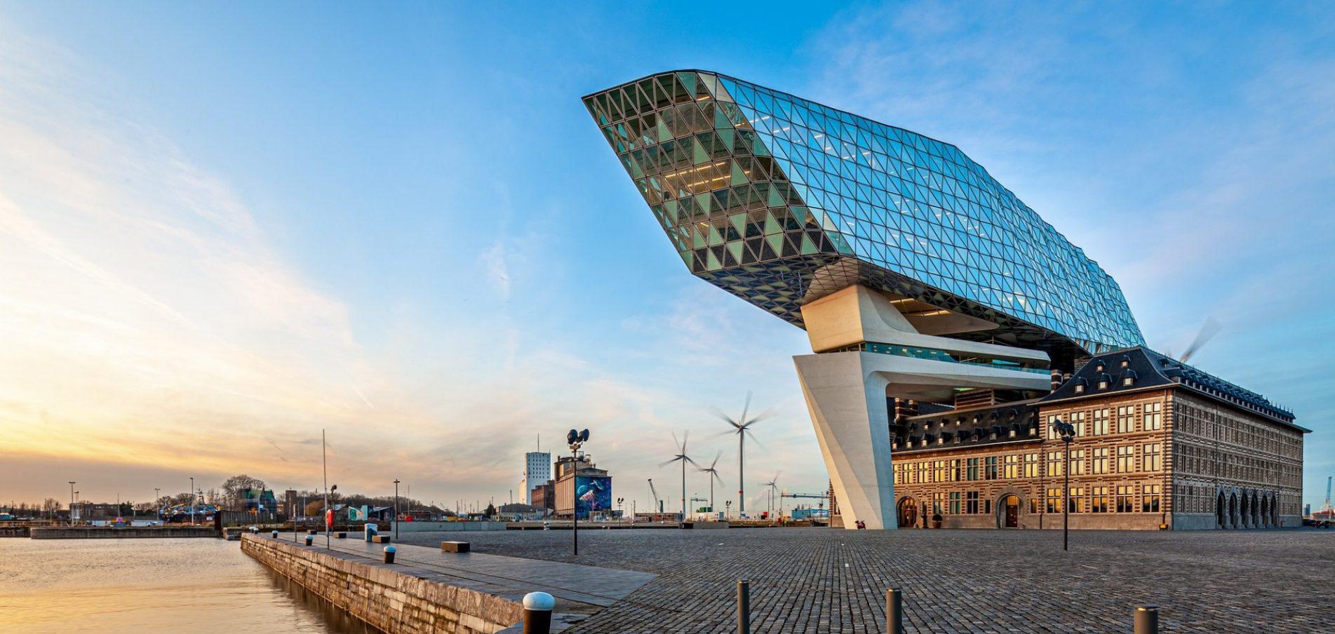 Willkommen in Antwerpen ... der Stadt der Diamanten und Mode