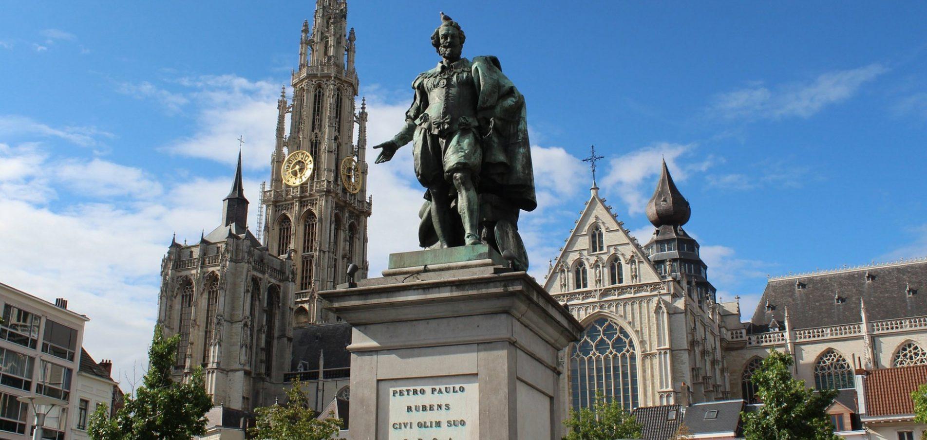 Willkommen in Antwerpen ... der Stadt der Diamanten und Mode!